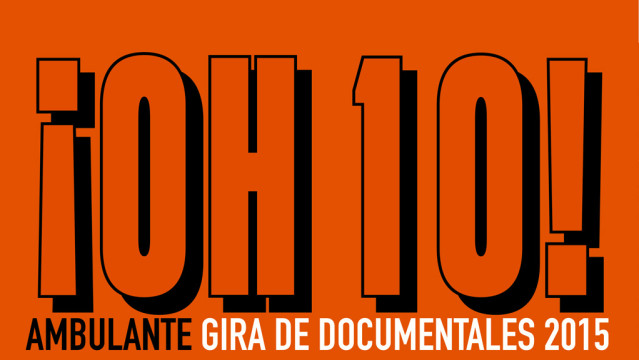 Ambulante, gira de documentales 2015